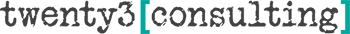 twenty3consulting Logo