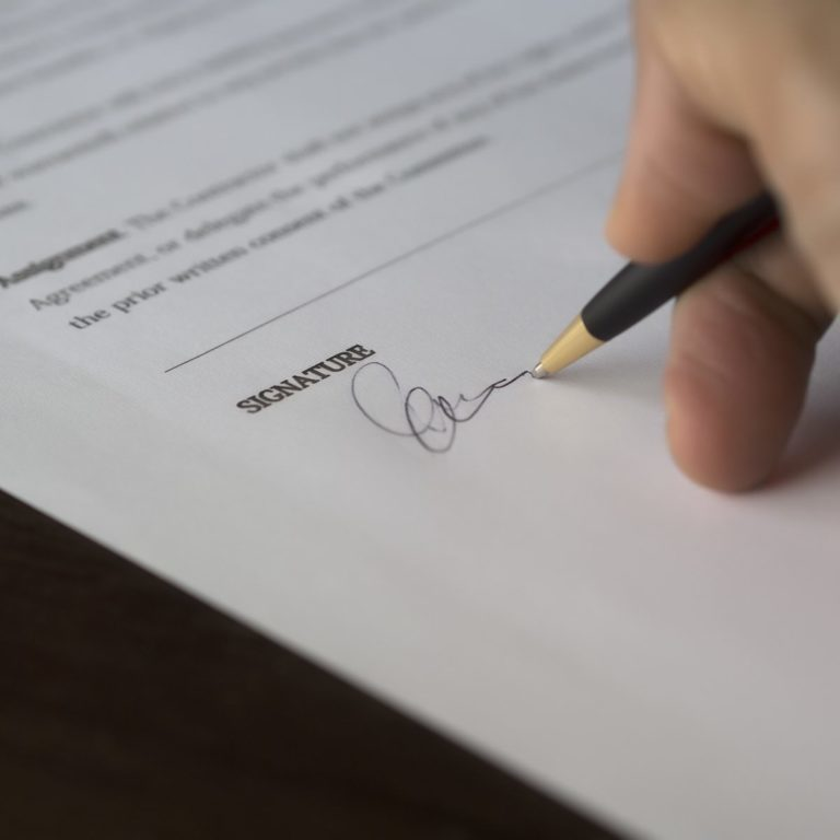twenty3consulting Business Contract Image